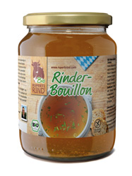 Rinderbouillon